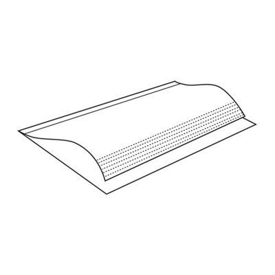 """COUVRE-JAQUETTES JUST-A-FOLD 8"""" MAT"""