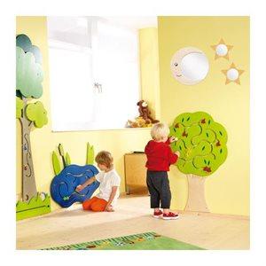Moon Miroir Décoration murale et jeu HABA