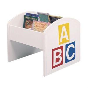 BAC À LIVRES / 123 / ABC
