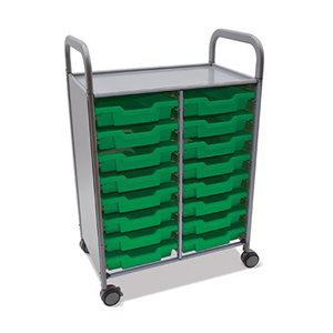 Copernicus UV Tech Tub® Modular Cart 18 Capacity w / UV Tech Tub®