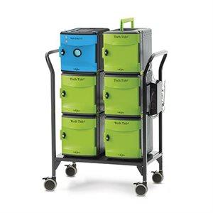 Copernicus UV Tech Tub® Modular Cart 26 Capacity w / UV Tech Tub®