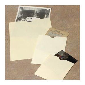 Enveloppe pour négatifs et imprimés