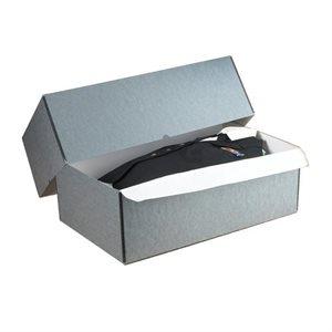 Boîte de rangement pour textiles