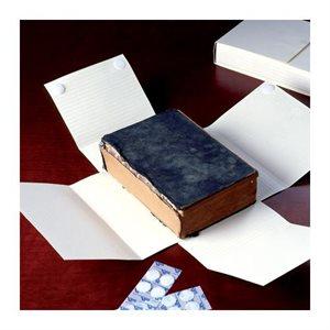 Boîte ajustable pour livres rares
