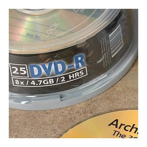 DVD-Rs Archival Gold