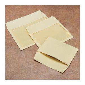 Enveloppes cartonnées avec fenêtre