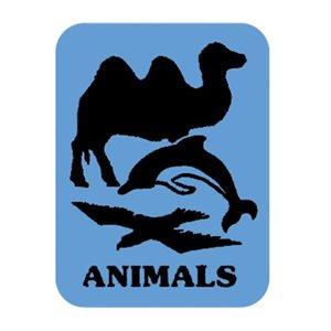 Brodart Animals Classification Symbol Labels (250)