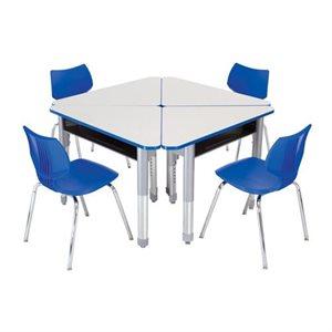 Table Interchange Wings, sans caisson de rangement