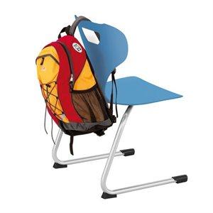 """Chaise """"Solit"""" à patins inclinés vers l'avant"""