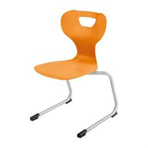 """Chaise """"Solit"""" à patins inversés"""
