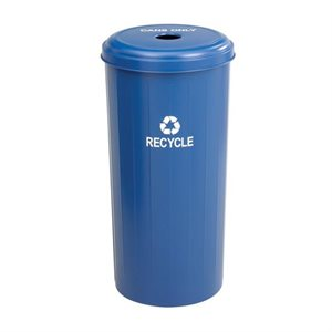 Prise de recyclage ronde haute Safco Products