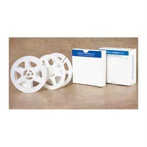 Boîte de rangement pour microfilm