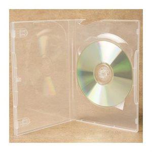 BOITIER DVD CAP 1 CLAIR