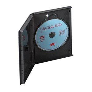 Boitier DVD Secure Case 2nd édition,Gris foncé