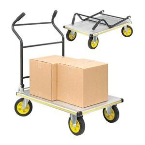 Camion plate-forme de produits