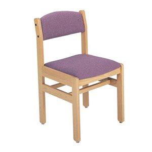 "Chaise en chêne série ""D"""